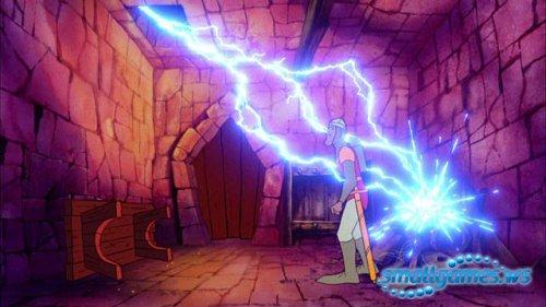 Логово Дракона: Побег из замка Синджа