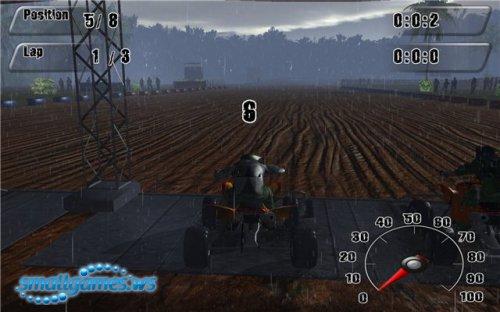 Quad Simulator 2010