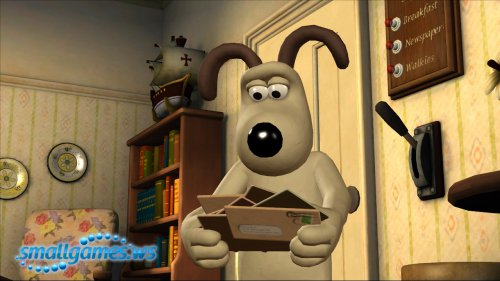 Wallace & Gromit's Grand Adventures Episode 1 - Fright of the Bumblebees