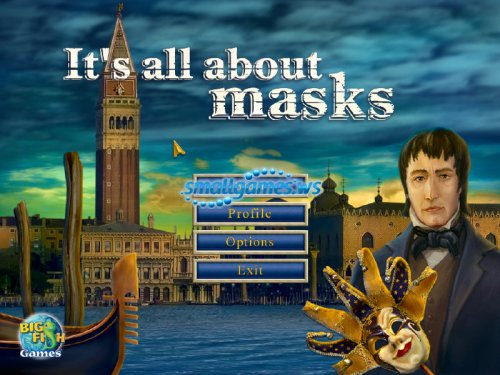 It's All About Masks