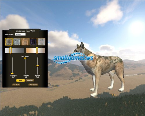 WolfQuest: Survival of the Pack