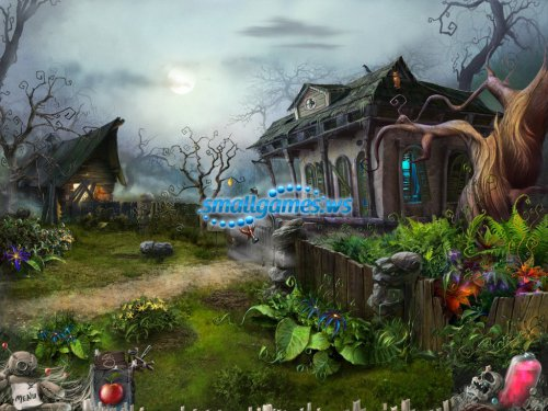Haunted Hidden Object: Bundle (две игры)