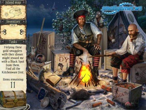 Robinson Crusoe 2: The Cursed Pirates