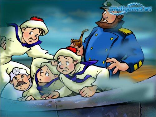 Приключения Рыжего Апа. Тайна пиратского острова