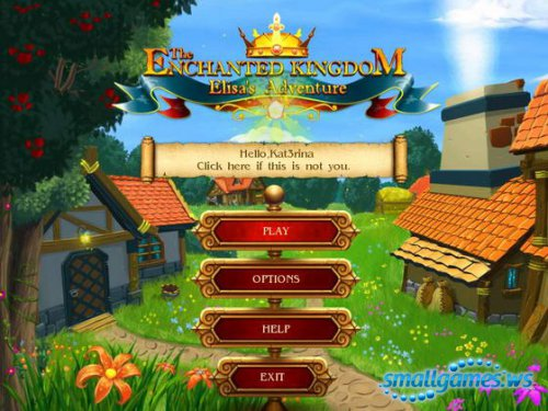 The Enchanted Kingdom: Elisas Adventure