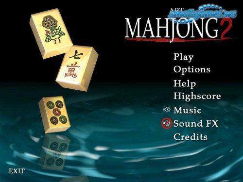 Art Mahjong 2