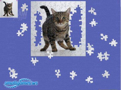 Jigsaw Kittens