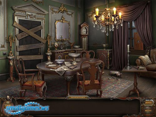 Haunted Manor: Lord of Mirrors - Collectors Edition
