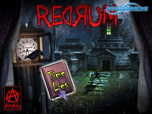 Redrum 2 Time Lies