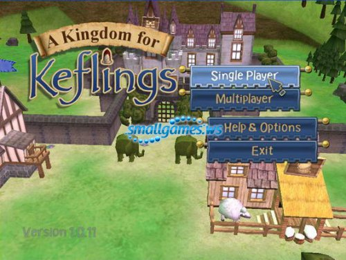 A Kindom for Keflings