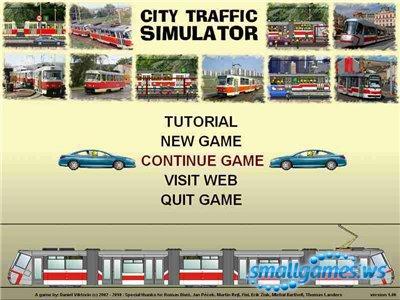 City Traffic Simulator/Симулятор трамвая