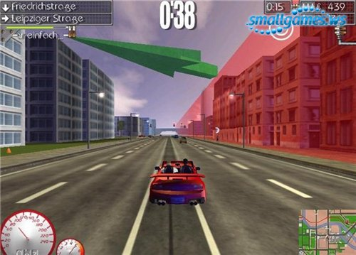 Taxi Challenge Berlin (2005/ENG)