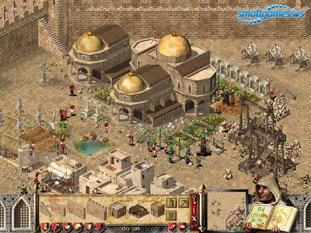 Скачать игру crusader stronghold через торрент.