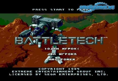 BATTLETECH (Боевые роботы)(RUS)