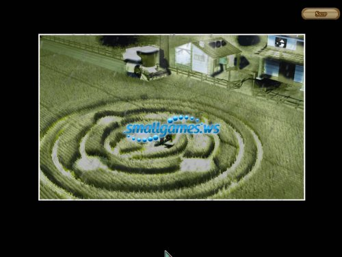 Crop Circles Mystery