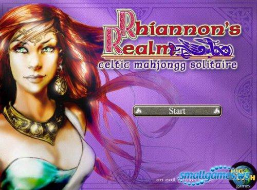 Rhiannons Realm: Celtic Mahjongg Solitaire
