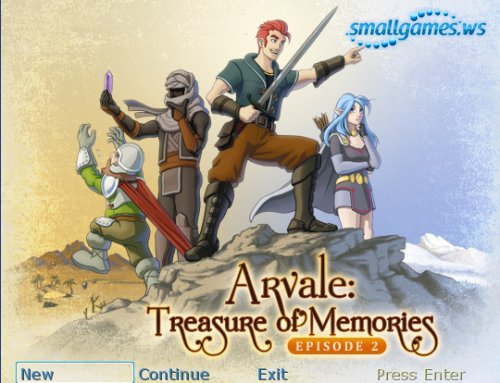 Arvale: Treasure of Memories: Episode II