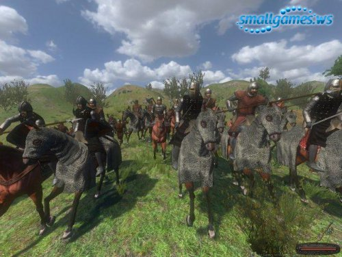 Mount and Blade: Warband 1.105 (2010/RUS/RePack)