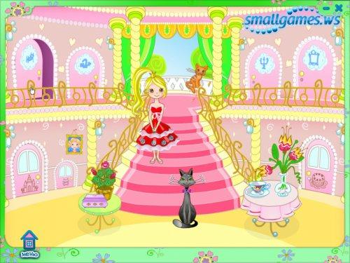 Маленькая Принцесса. Первый бал