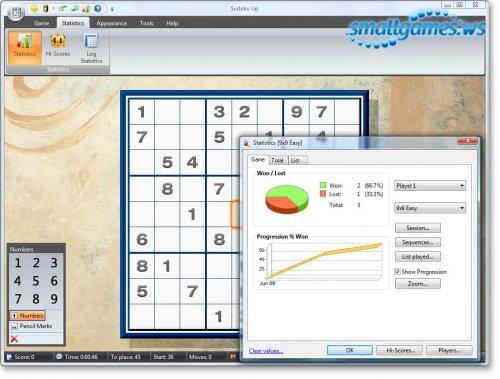 Sudoku Up 2009 v 3.0
