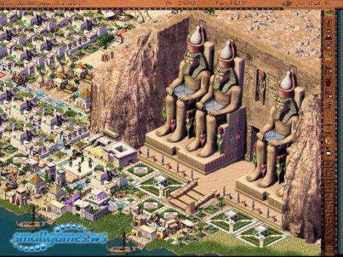 Pharaoh + Cleopatra