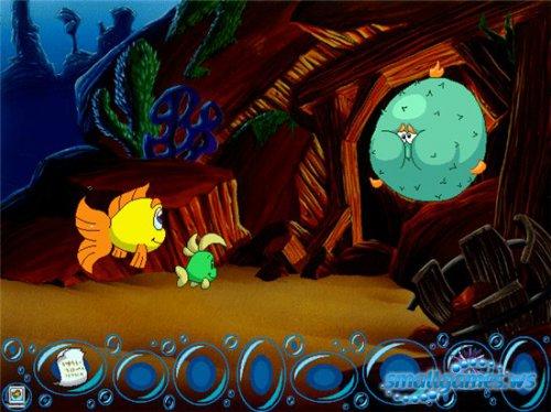 Рыбка Фредди - Дело о банде солёного ущелья