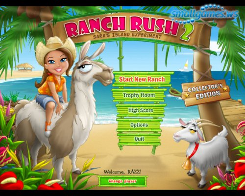Ranch Rush 2: Collectors Edition