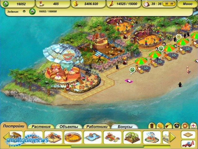 скачать бесплатно игру пляжный рай 2 полную версию
