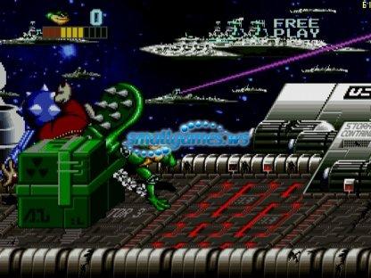 Battletoads Arcade