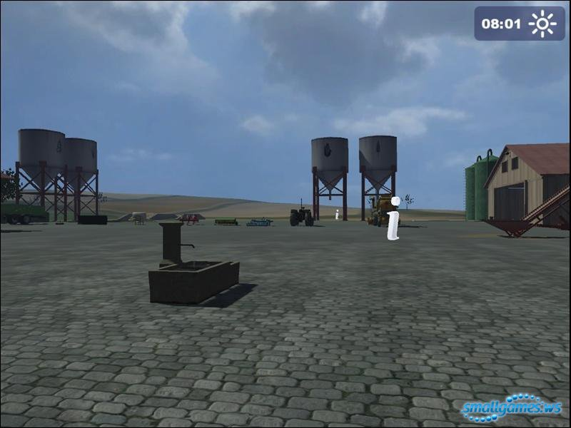 Скачать бесплатно Фермер / Farming Simulator (2010) PC RUS. Кликнуть