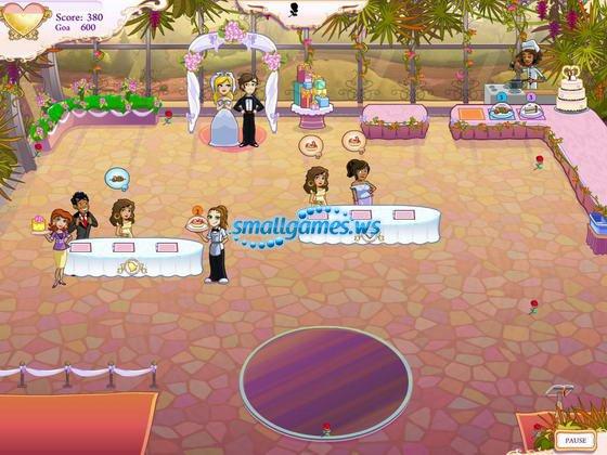 новые мини игры на свадьбы: