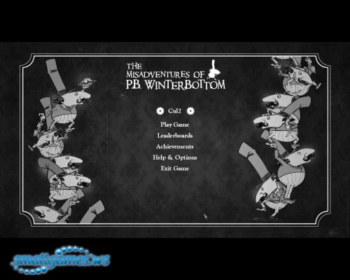 The Misadventures of P.B.Winterbottom