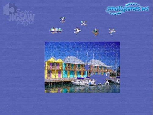 Jigsaw Boats