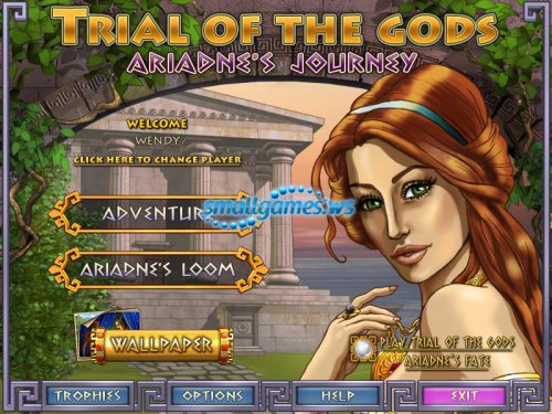 Trial of the Gods 2: Ariadnes Journey
