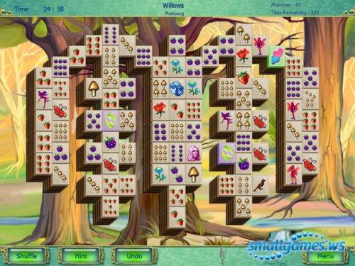 Loves Power Mahjong