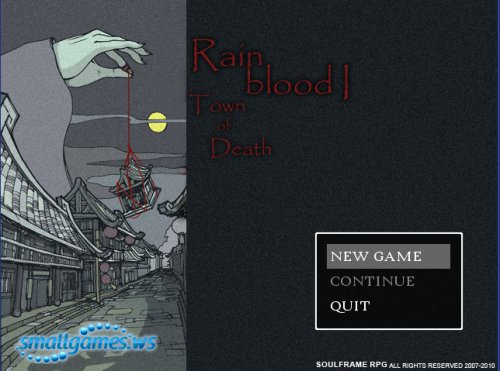 Rainblood Town of Death