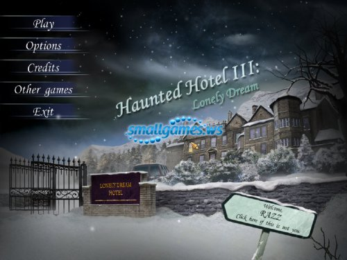 Haunted Hotel III: Lonely Dream