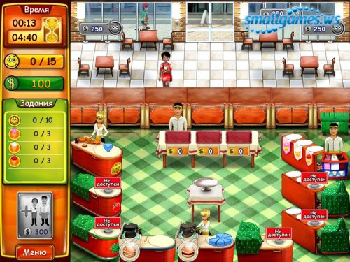 игра ресторанный бизнес скачать торрент