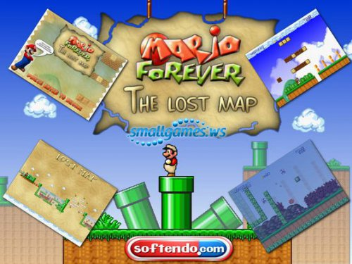 Mario Forever: The Lost Map