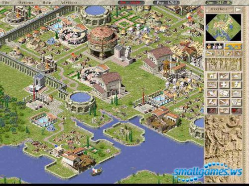 Caesar 3: Build a Better Rome