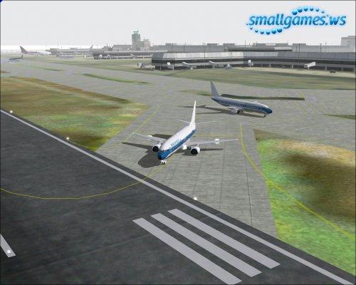Flughafer Simulator