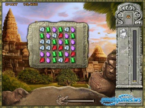 Jewel Quest III. Пасьянс
