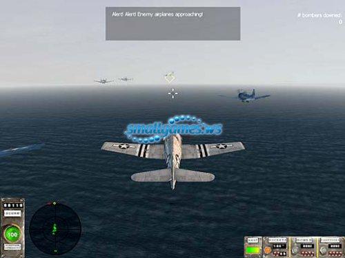 Ударная Эскадрилья. В Небе Над Тихим