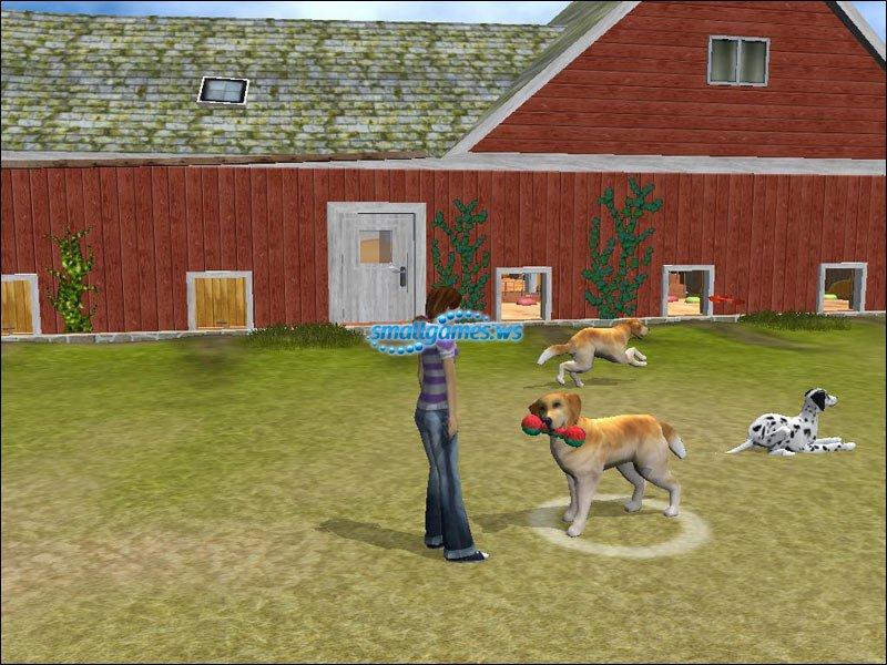 Скачать игру на компьютер про собак
