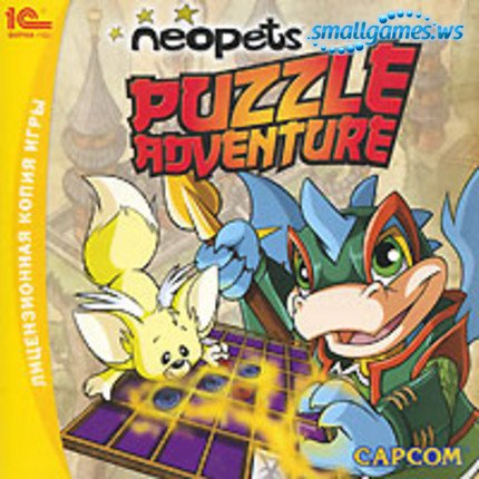 Neopets. Puzzle Adventure (eng, рус)