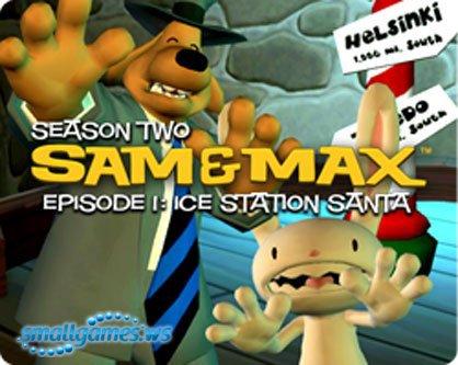 Сэм и Макс. 2 Сезон. Эпизод 1. Полярная Станция Санты