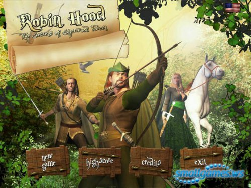 Robin Hood: The Secrets of Sherwood Forest