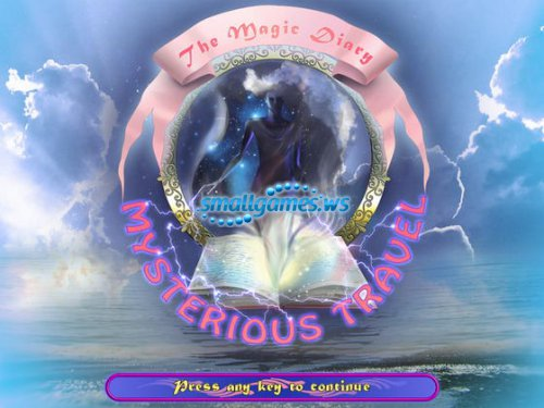 Mysterious Travel: The Magic Diary