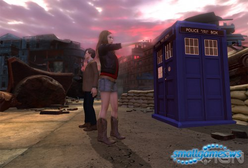 Doctor Who: The Adventure Games City of the Daleks