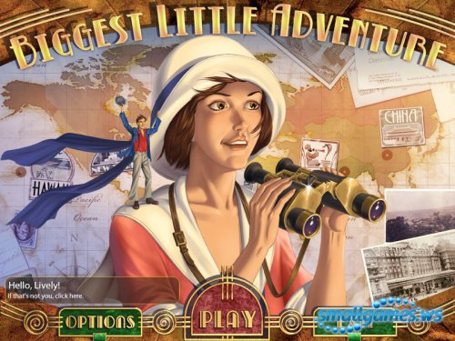 Biggest Little Adventure